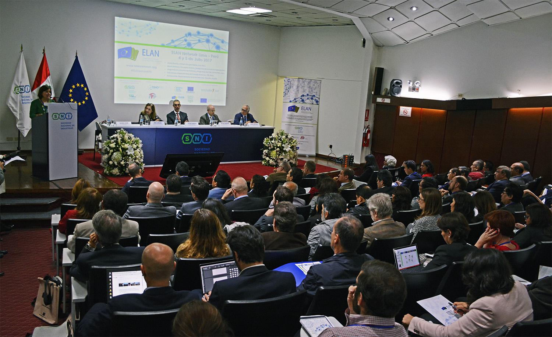Empresas europeas y peruanas exploraron en lima for Lista de empresas en lima